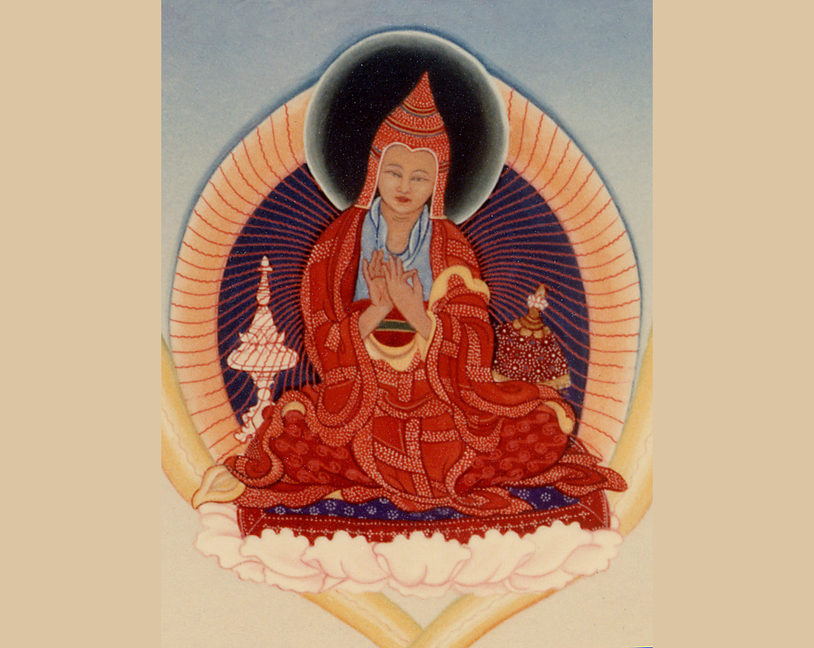 Teachings on Mind Training and a Vajrayana Initiation with Lama Jampa Thaye